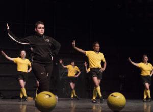 Footballeuses © Philippe Savoir