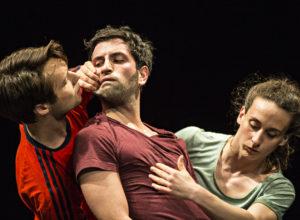 Jean-Yves, Patrick et Corinne © Jean Louis Fernandez